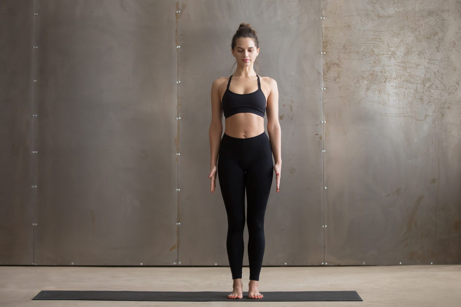 How can yoga block benefit mountain pose - a guide to release tension