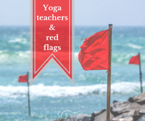 Grab attention of yoga teachers